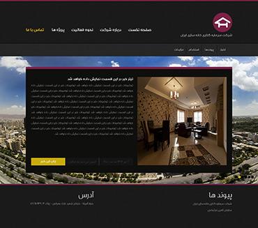 شرکت سرمایه گذاری خانه سازی ایران - جزئیات خبر