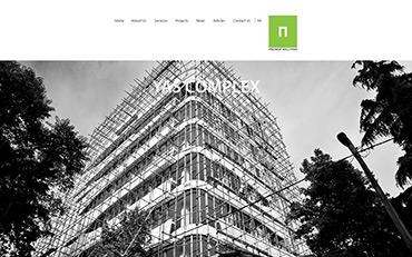شرکت آتیه نما بنا - صفحه اصلی