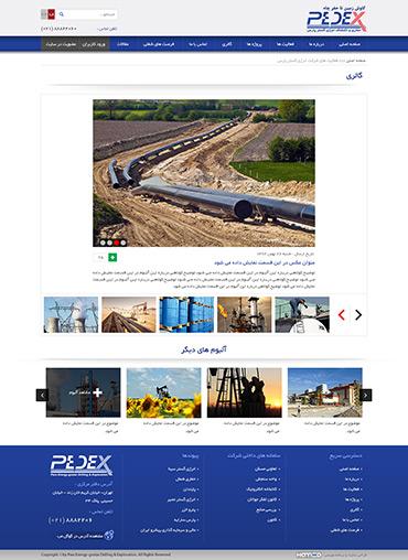 شرکت انرژی گستر پارس - جزئیات عکس