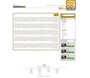 فروشگاه اینترنتی پیکونل - درباره ما